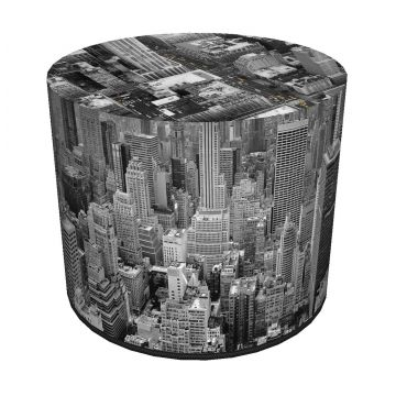 Pufa dekoracyjna New York 40x40