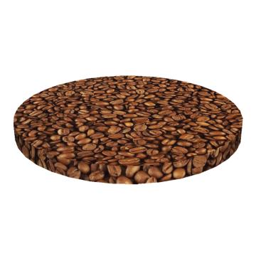 Poducha Ring na krzesło Kawa