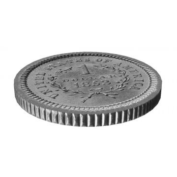 Poducha Ring na krzesło Moneta
