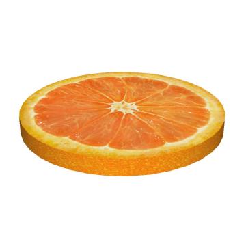 Poducha Ring na krzesło Pomarańcza