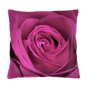 Poszewka 40x40 Róża czerwona