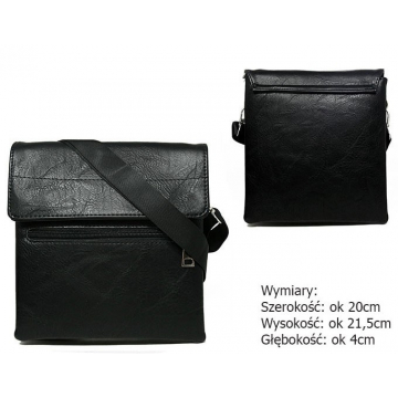 Torba PU SF1710 Black