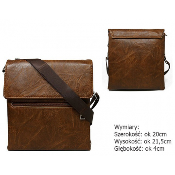 Torba PU SF1710 Brown