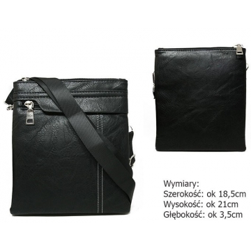 Torba PU SF1709 Black