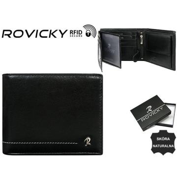 Portfel Męski skórzany N992-CMC Black(44466)