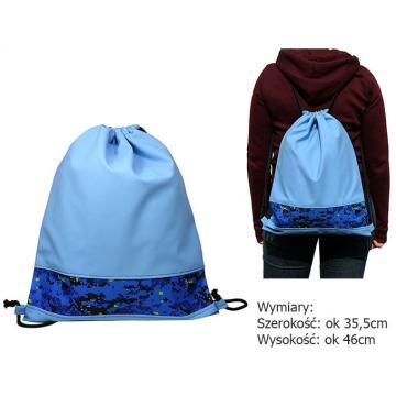 Worek-plecak zw Blue+13 zw