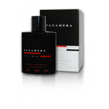 PANAMERA BLACK 100ML / 1SZTUKA