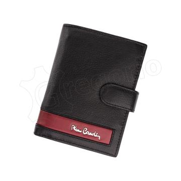 Pierre Cardin CB TILAK26 326A RFID (czarny + czerwony)