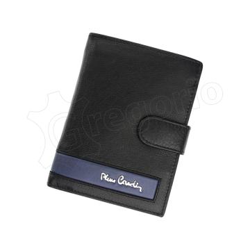 Pierre Cardin CB TILAK26 326A RFID (czarny + niebieski)