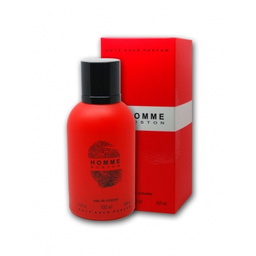 BOSTON HOMME 100 ML/PAKIET 4SZTUKI + TESTER