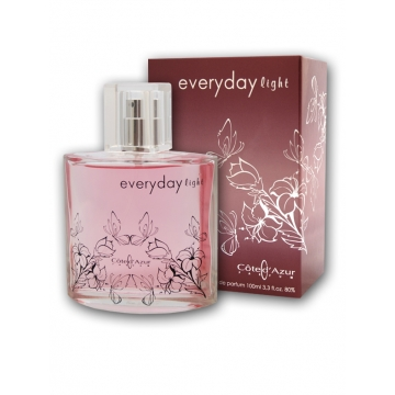 EVERYDAY LIGHT 100ML/PAKIET 4SZTUKI + TESTER