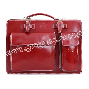 Biznes 01-803 (czerwony)
