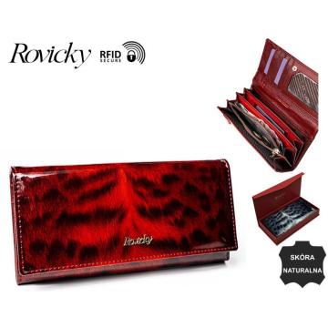 Portfel Damski 8805-PTR Red