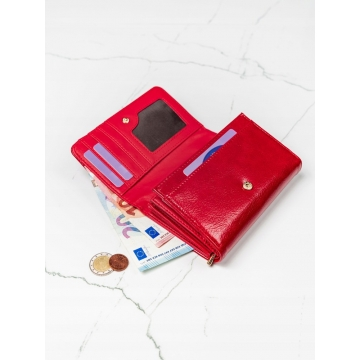 Portfel Damski PU SF112-ML Red