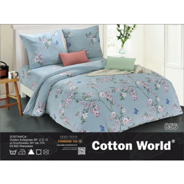 Pościel 3D Miś - Cotton World - SHY-5105 - 220x200 cm - 3 cz