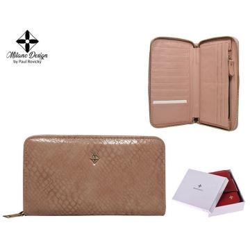 Portfel Damski PU S1206-SNM Pink