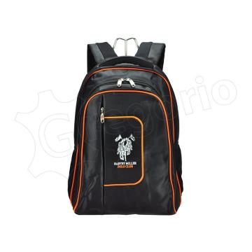 Harvey Miller Polo Club MON965 (czarny + pomarańczowy)