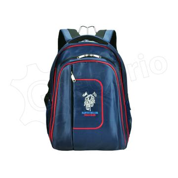 Harvey Miller Polo Club MON965 (granatowy + czerwony)