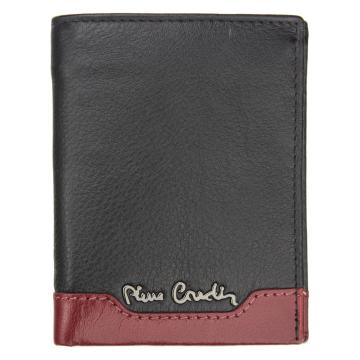 Pierre Cardin TILAK37 1810 RFID (czarny + czerwony)