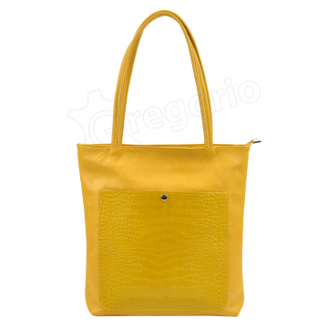 Patrizia Piu 418-082-02 COCO (żółty)