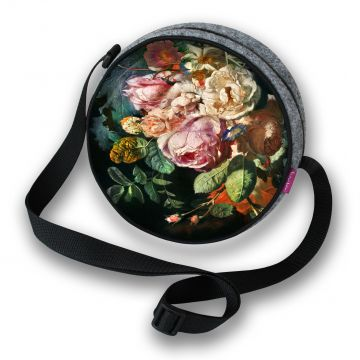 Torba filcowa TWIST Bouquet