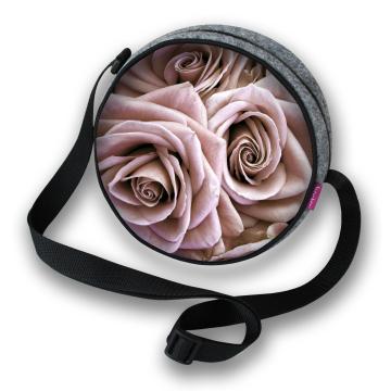 Torba filcowa TWIST Roses