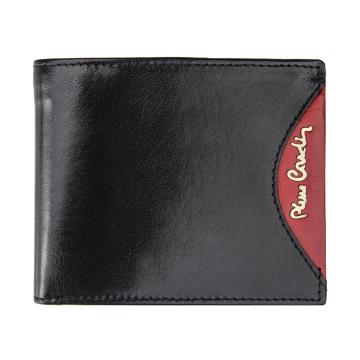 Pierre Cardin TILAK29 8824 RFID (czarny + czerwony)