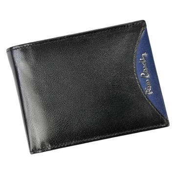 Pierre Cardin TILAK29 8806 RFID (czarny + niebieski)