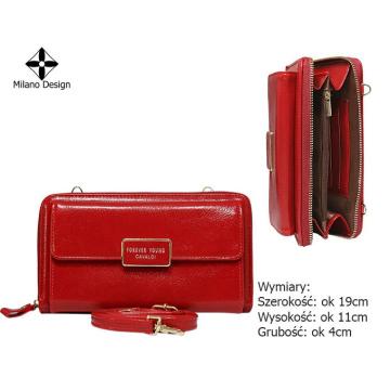 Torebka-Portfel SF1817-ML Red