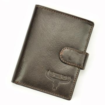 Wild BUFFALO N4L-BWJ RFID (brązowy)