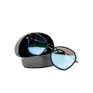 Okulary Przeciwsłoneczne SG-10 Black-BLU