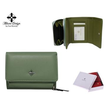 Portfel Damski PU SF1858-YD Green