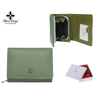 Portfel Damski PU SF1857-YD Green
