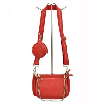 Patrizia Piu 417-009 DOLLARO (czerwony)