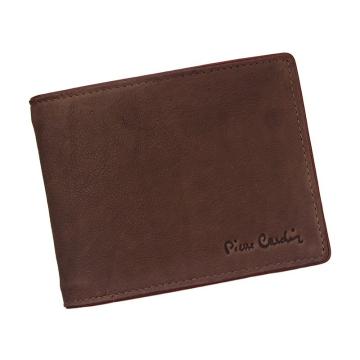 Pierre Cardin 05 TUMBLE 8866 (brąz + ciemny czerwony)