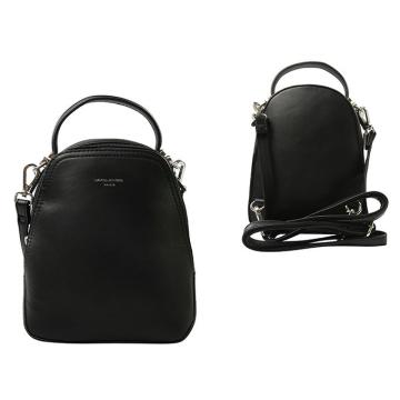 Torebka/Plecak David Jones 5705-2A Black+Black BEZRABATOWA