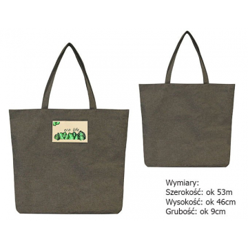 Torba SB-01-MON Grey