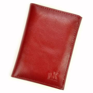 Money Kepper R7001 (ciemny czerwony)