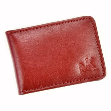 Money Kepper R7004 (ciemny czerwony)