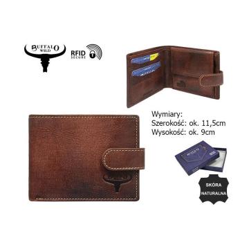 Portfel Skórzany N1189L-HP 5120 Rust
