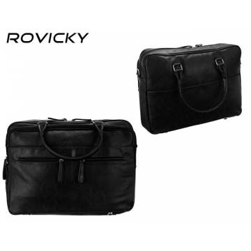 Torba Laptopowa PU LAP-R-1508 Black