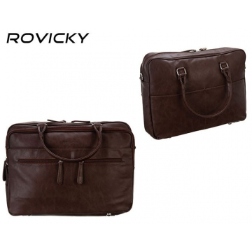 Torba Laptopowa PU LAP-R-1508 Brown