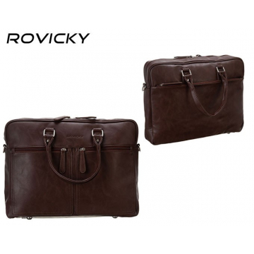 Torba Laptopowa PU LAP-R-1703-PUD Brown