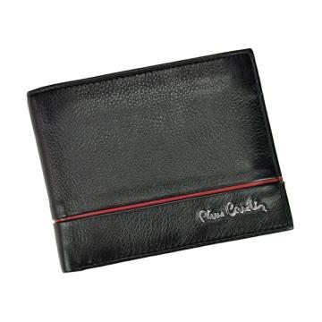 Pierre Cardin SAHARA TILAK15 8806 (czarny + czerwony)