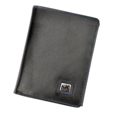 Money Kepper MT25 CC5601 RFID (czarny + niebieski)