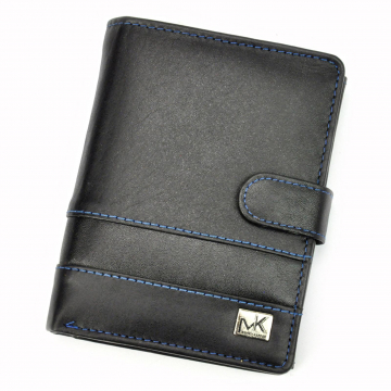 Money Kepper MT29 CC5601B RFID (czarny + niebieski)