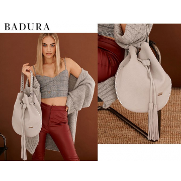 Torba Eko Badura BA-CP908305 Grey