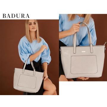 Torba Eko Badura BA-B26 L.Grey