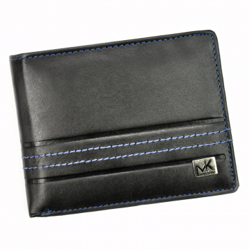 Money Kepper MT8 CC5600 RFID (czarny + niebieski)