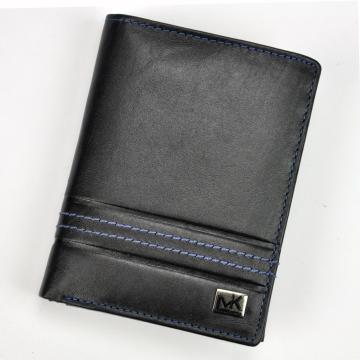 Money Kepper MT8 CC5601 RFID (czarny + niebieski)